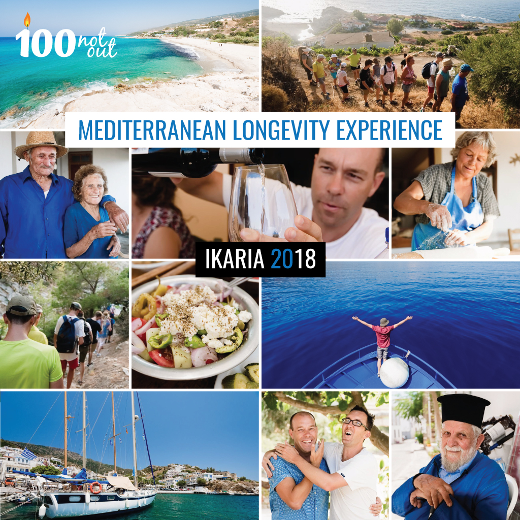Ikaria Greece Island Longevity Retreat 2017