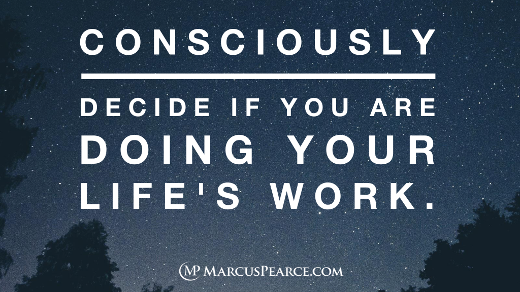 Conscious Choice Life Purpose