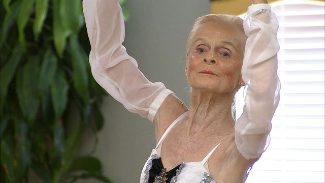 100NO 253: 77 year old inspirational ballerina & poet Madame Suzelle Poole