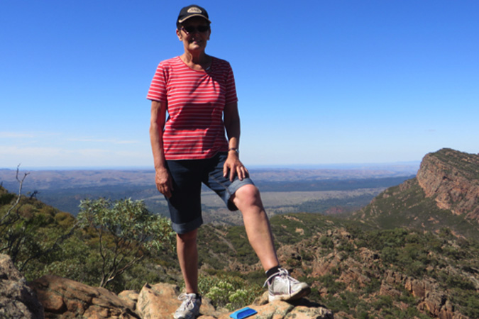 100NO 258: 54 and Fat to 59 and Flying With Jenni Andrews