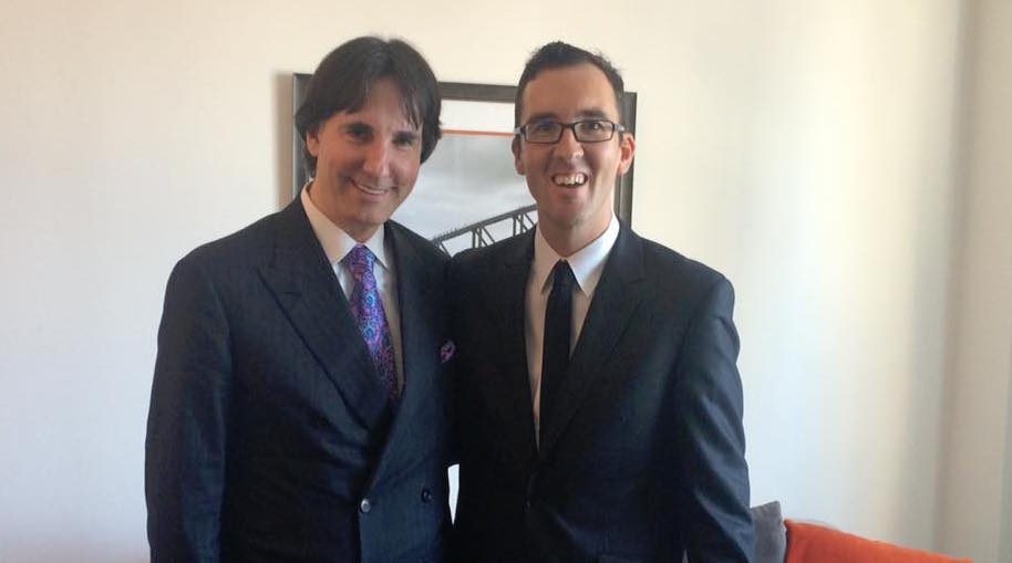 100NO 264: Dr John Demartini At His Provocative Best On Life & Love, Trump & Weinstein & More