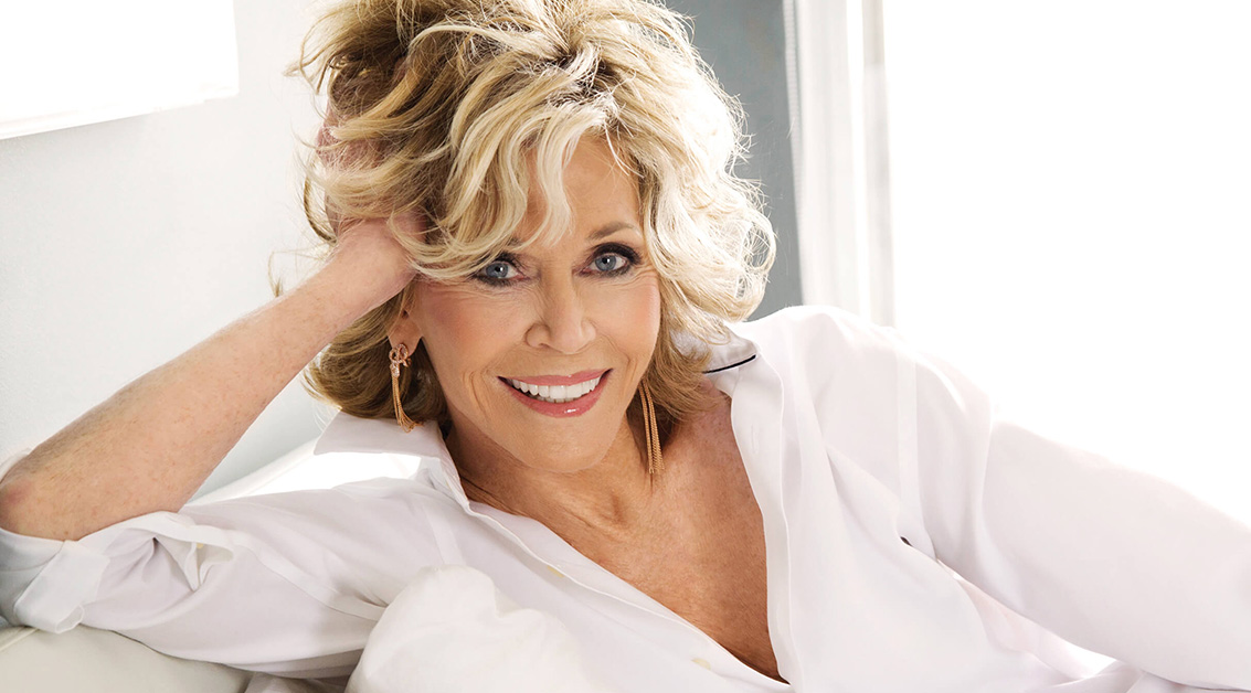 100NO 293: Jane Fonda | New Chapters In Life | The Art of Transition