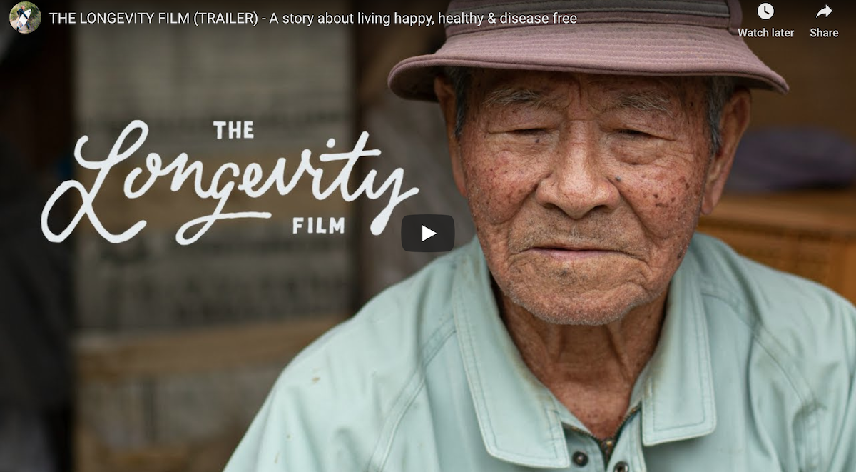 The Longevity Film with Kale Brock