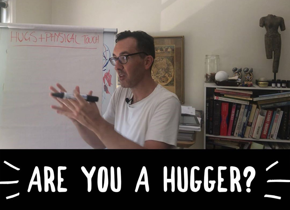 Are you a hugger?