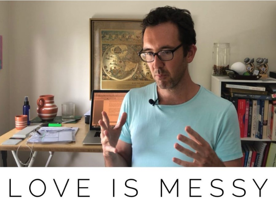 YEL 097: Love is Messy