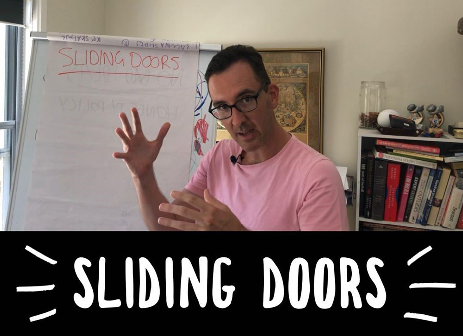 YEL 103: Sliding Doors moments