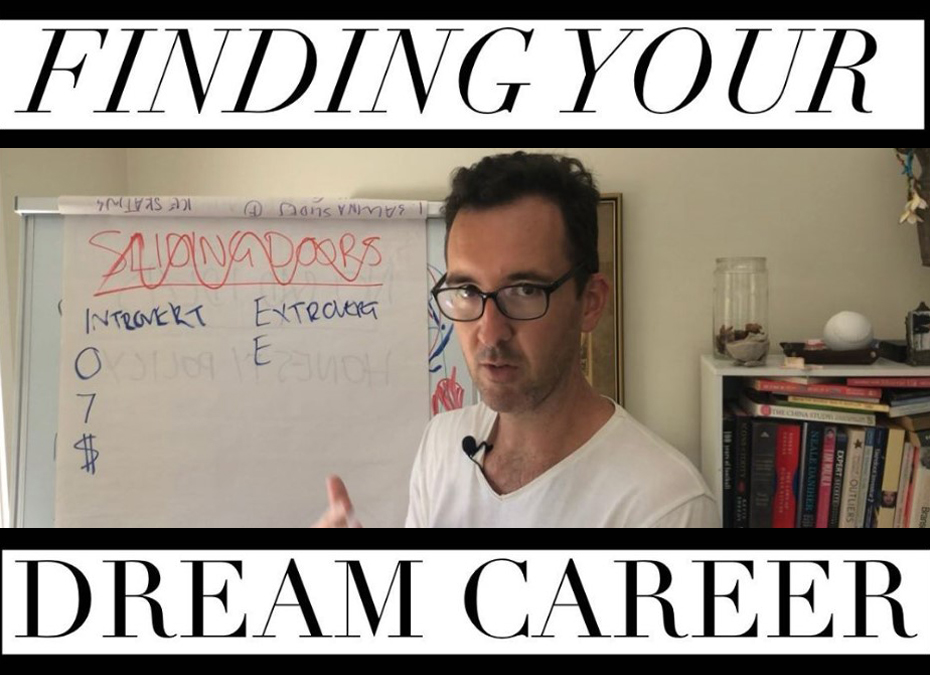 Finding your dream career