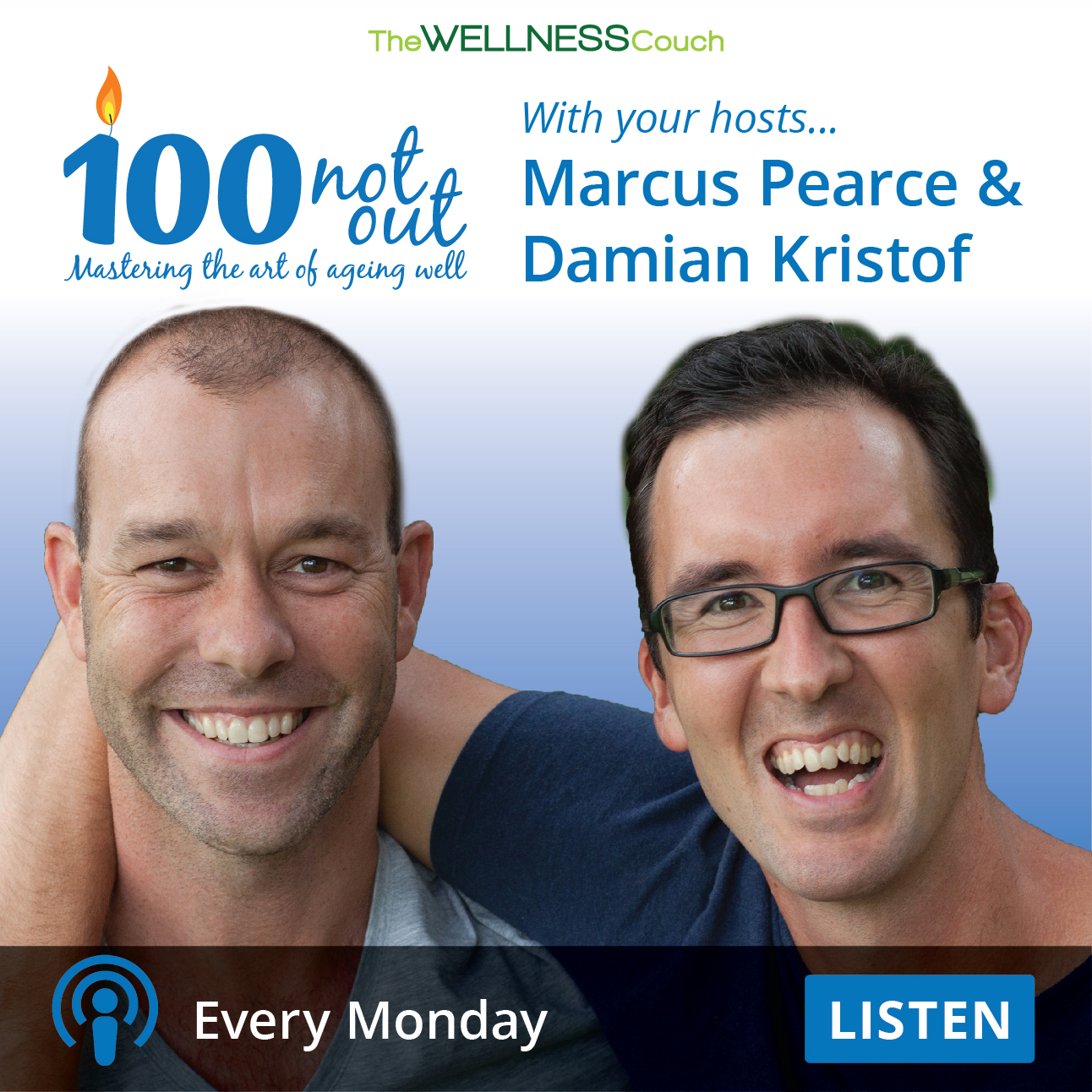 100 Not Out Podcast | The Wellness Couch
