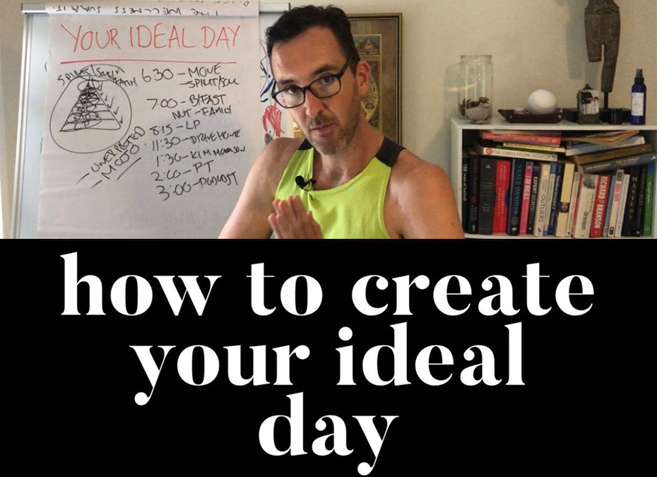 YEL 108: How to create your ideal day