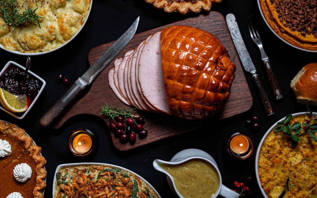 Damian's Christmas Menu Revealed (And It's Delicious!)