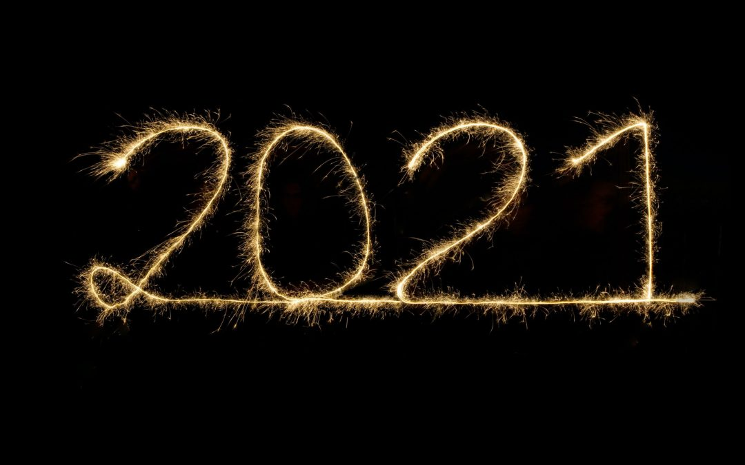 2021 Vision - Our Manifesting Masterclass
