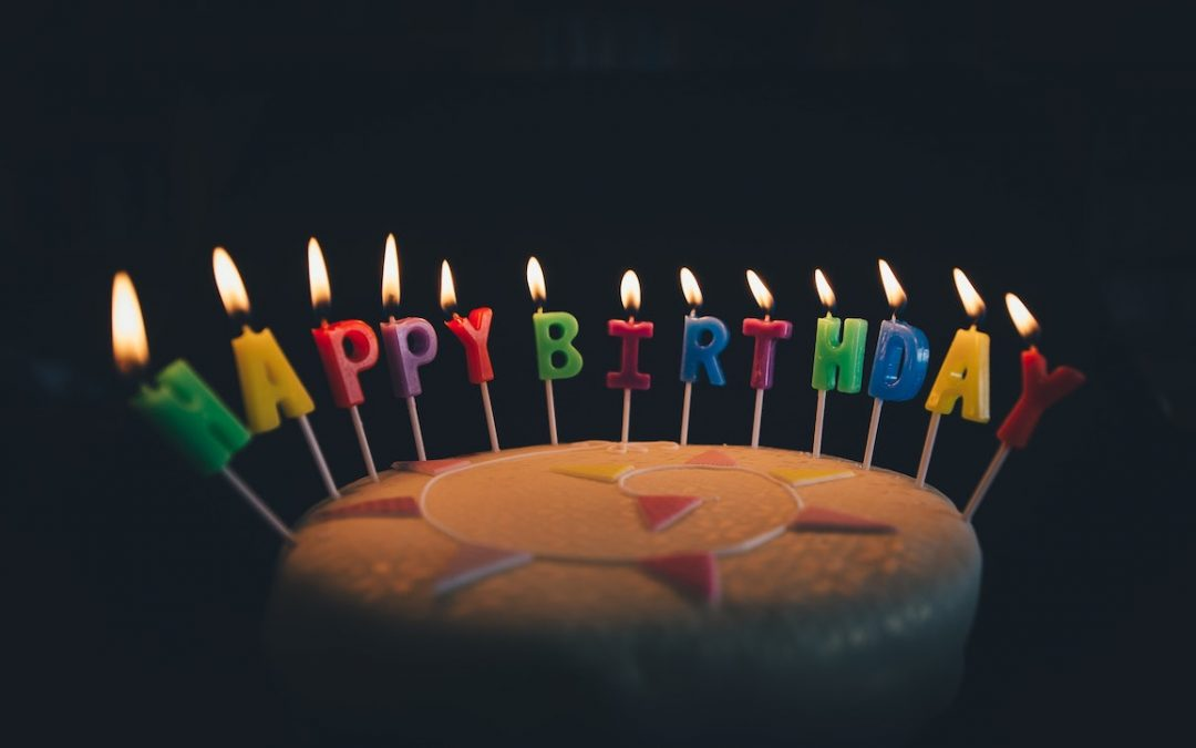 100NO 437: Birthdays with a 0 – what's in a number